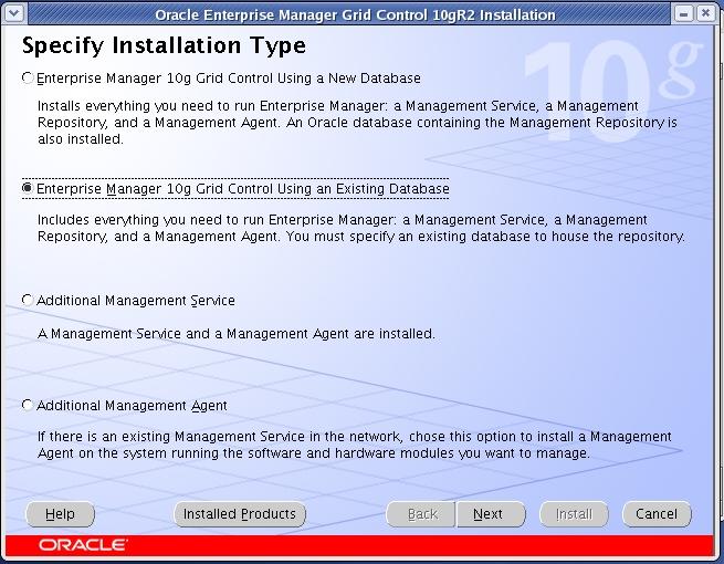gc install step 1